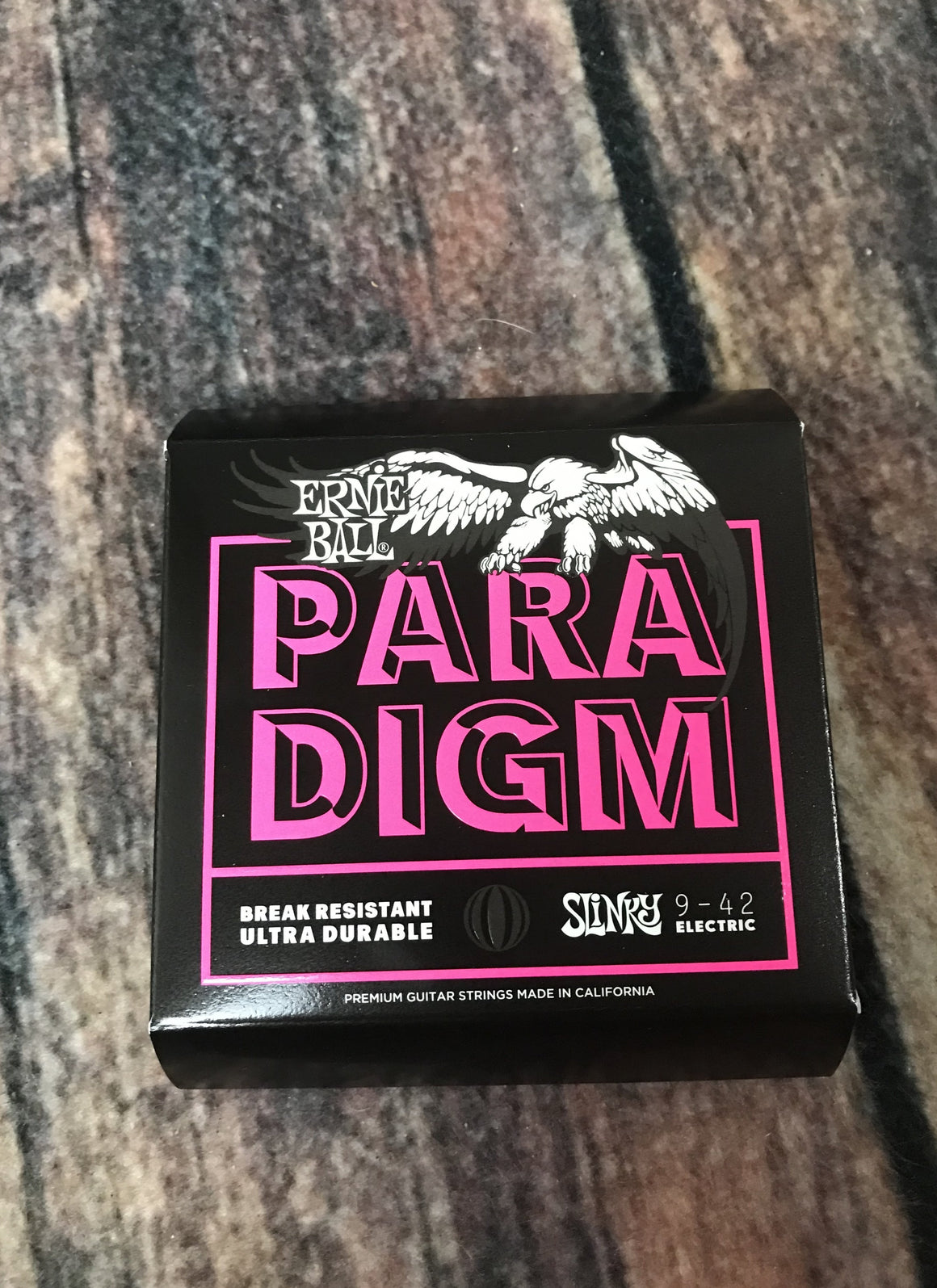 ernie ball Electric Guitar Strings Ernie Paradigm Super Slinky Electric Guitar Strings 09-42