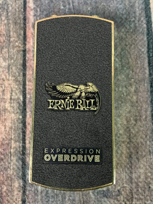 ernie ball pedal Used Ernie Ball  Expression Overdrive Pedal with Box