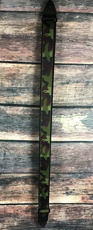 ernie ball Strap Ernie Ball P04105 Traditional Camo Guitar Strap