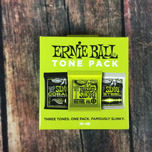ernie ball Strings Ernie Ball 10-46 Electric Tone Pack