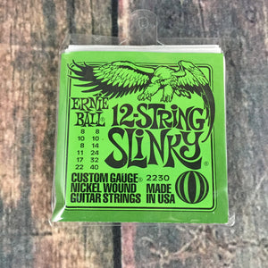 ernie ball Strings Ernie Ball 2230 Nickel 12 String Electric Guitar Strings