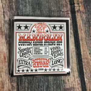 ernie ball Strings Ernie Ball Medium Loop End Mandolin Strings