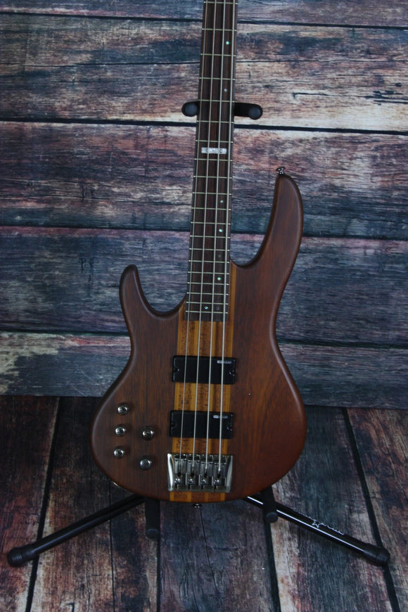 ESP/LTD Electric Bass ESP/LTD Left Handed D-4 Electric Bass