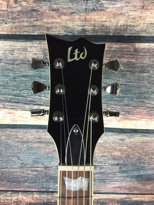 ESP/LTD Electric Guitar ESP/LTD Left Handed EC-256FM Electric Guitar-DBSB