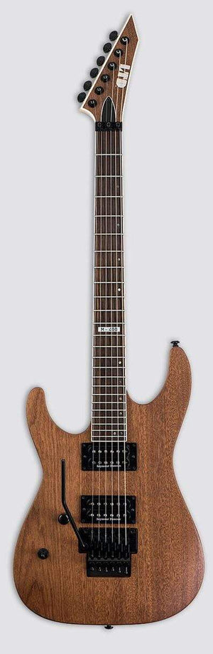 ESP/LTD Electric Guitar ESP/LTD Left Handed M-400M Electric Guitar - Natural Satin