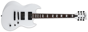 ESP/LTD Electric Guitar ESP/LTD Viper256SW Viper-256 Double Cutaway Electric Guitar- Snow White