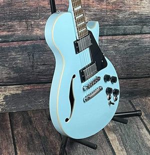 ESP/LTD Electric Guitar ESP/LTD XPS1SOB  PS-1 Sonic Blue Semi Hollow Electric Guitar