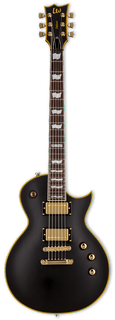 ESP/LTD Electric Guitar Guitar Only ESP/LTD Right Handed EC-1000 DUNCAN Electric Guitar Vintage Black