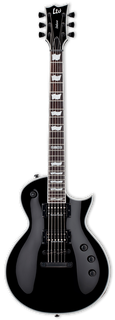 ESP/LTD Electric Guitar Guitar Only ESP/LTD Right Handed EC-1000S Duncan Electric Guitar Black