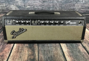 Fender Amp Used Fender 1967 Bandmaster Black Face Tube Head