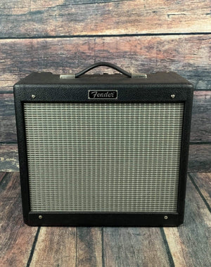 Fender Amp Used Fender Blues JR Tube Combo Amp with Fender Cover