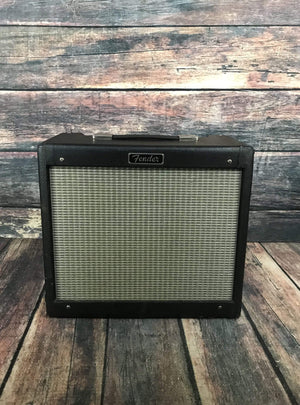 Fender Amp Used Fender Blues JR USA made Tube Combo Amp with Mods