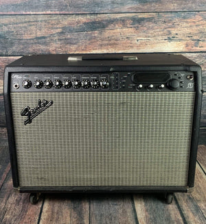 Fender Amp Used Fender Cyber Twin 2x12 Combo Amp