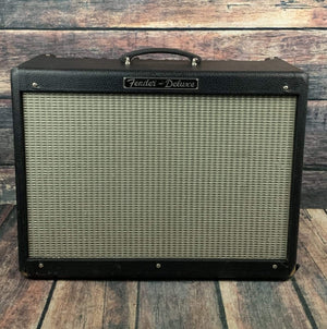 Fender Amp Used Fender Hot Rod Deluxe 1x12 Tube Combo Amp