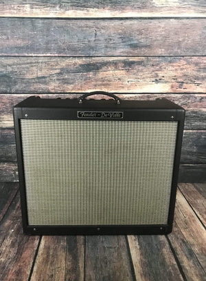 Fender Amp Used Fender Hot Rod Deville 2x12 Tube Combo Amp