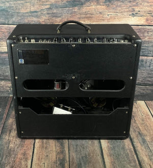 Fender Amp Used Fender Hot Rod Deville 4x10 Tube Combo Amp