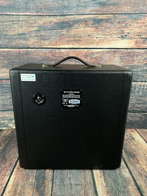 "Fender Amp Used Fender Super Champ SC112 Enclosure 80-Watt 1x12"" Guitar Speaker Cabinet"