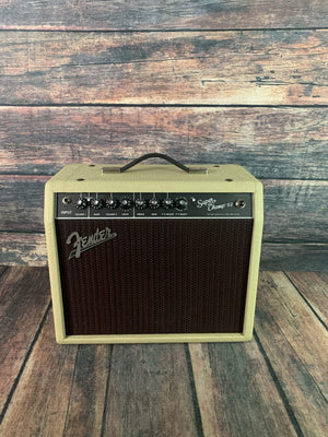 Fender Amp Used Fender Super Champ X2 Limited Edition Blonde 15w Combo Amp