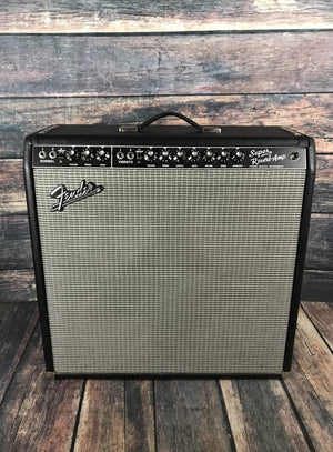 Fender Amp Used Fender Super Reverb 4x10 Tube Combo Amp