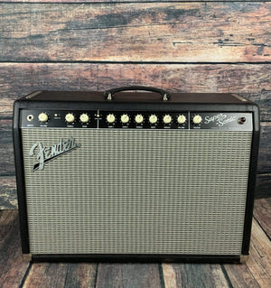 Fender Amp Used Fender Super Sonic 22 Tube Combo Amp with Cover