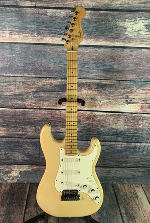 Fender Electric Guitar Used Fender 1983 Stratocaster Elite with Fender Case