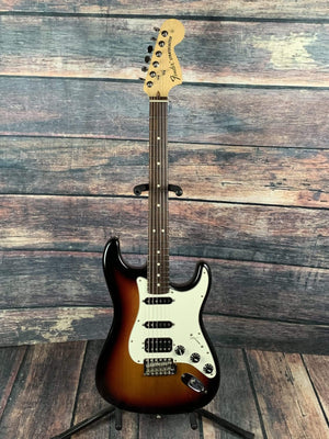 Fender Electric Guitar Used Fender 2007 USA Highway One HSS Stratocaster with Fender Gig Bag