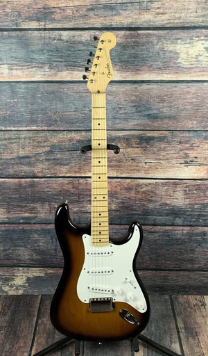 Fender Electric Guitar Used Fender 2018 American Original '50s Stratocaster with Fender Case- 2 Tone Sunburst