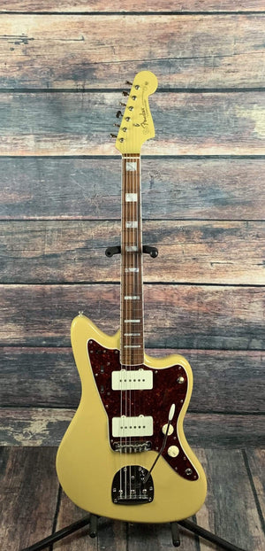 Fender Electric Guitar Used Fender 2018 Fender Limited Edition 60th Anniversary Classic Jazzmaster with Fender Case-Vintage Blonde
