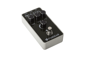 FoxGear pedal FoxGear Bass Muffin Distortion / Fuzz Pedal