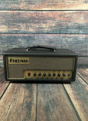 Friedman Amp Used Friedman Runt 20 20-watt 2 Channel Tube Head