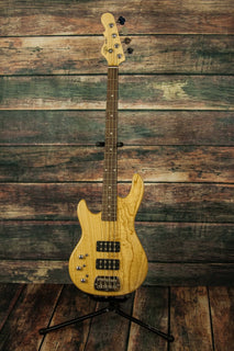 G&L Guitars Electric Bass G&L Left-Handed L-2000 Tribute Fender Pro Case Package