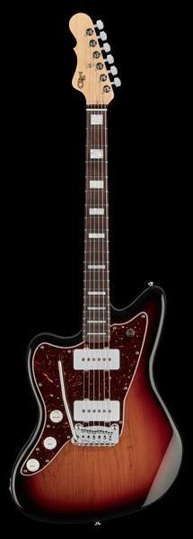G&L Guitars Electric Guitar $300 deposit - 3 Tone Sunburst Lh Doheny above- Balance of $1499 due to ship G&L Left Handed Doheny Off Set Electric Guitar