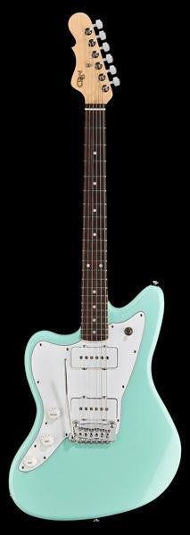 G&L Guitars Electric Guitar $300 deposit - Seafoam Green Lh Doheny above- Balance of $1399 due to ship G&L Left Handed Doheny Off Set Electric Guitar