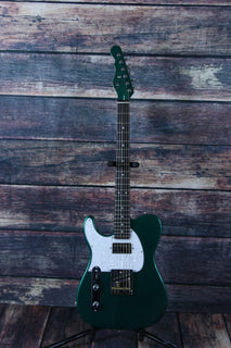 G&L Guitars Electric Guitar G&L Left Handed 35th Anniversary ASAT Classic Bluesboy USA Electric Guitar - Limited Run