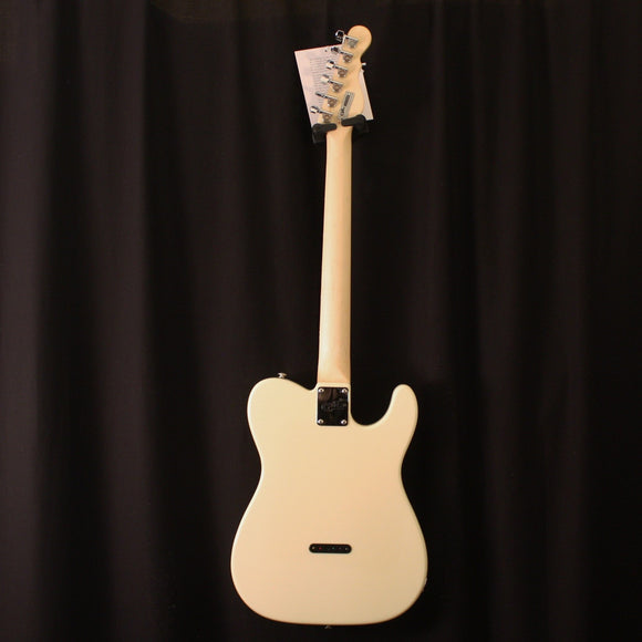 G&L Guitars Electric Guitar G&L Left Handed Asat Classic Vintage White Electric Guitar