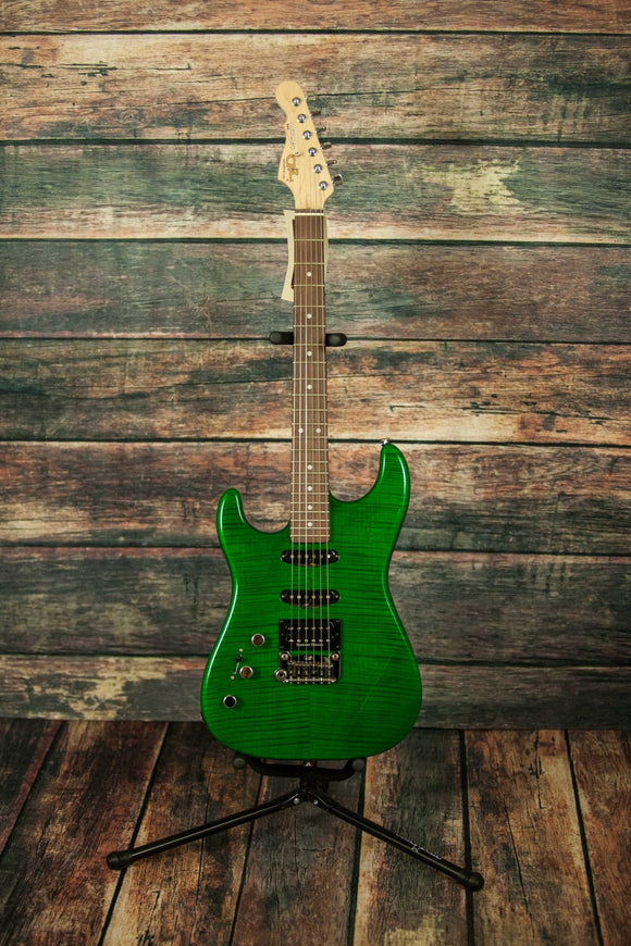 G&L Guitars Electric Guitar G&L Left Handed Legacy Deluxe Electric Guitar