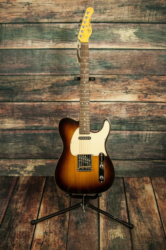 G&L Guitars Electric Guitar G&L Right Handed Asat Classic Electric Guitar