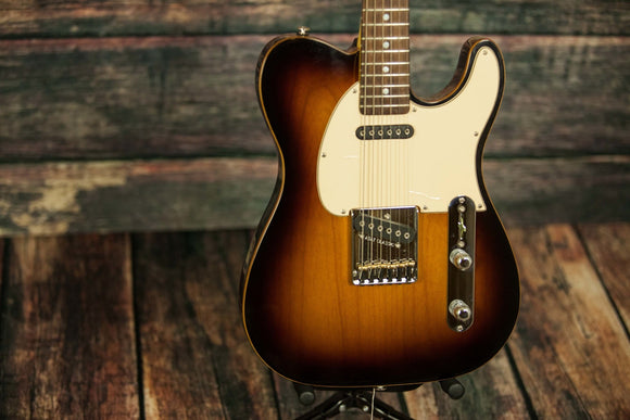 G&L Guitars Electric Guitar Includes a Hard Shell Case G&L Right Handed Asat Classic Electric Guitar