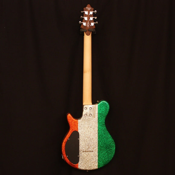 Gadow Electric Guitar Gadow Right Handed Irish Flag Nashville Electric Guitar