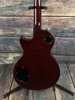 Gibson Electric Guitar Used Gibson 1997 Les Paul Studio with Hard Shell Case- Wine Red