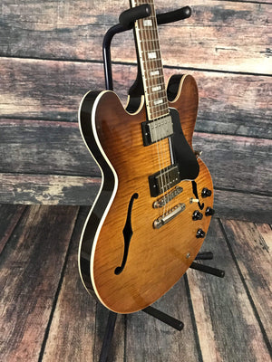 Gibson Electric Guitar Used Gibson 2016 Memphis Built ES-335 Figured with Gibson Case