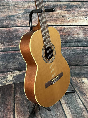 Godin Classical Guitar Used Godin La Patrie Etude Nylon String Classical Acoustic Guitar with Gig Bag
