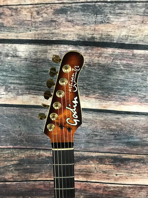 Godin Electric Guitar Used Godin Artisan TC-1 Electric Guitar with Godin Hard Shell Case