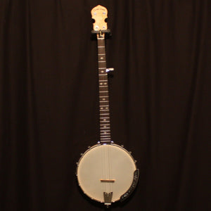 GoldTone Banjo Gold Tone Left Handed Cripple Creek CC-100 LH - Open Back Banjo