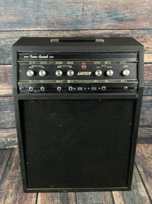 Gretsch Amp Used Gretsch 60's Dual Twin Reverb Combo Tube Amp