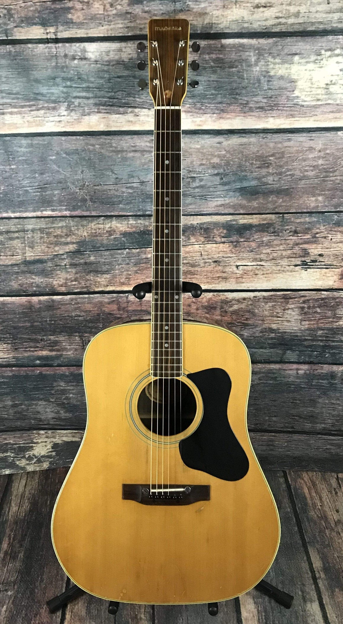 Guild Acoustic Guitar Used Madeira by Guild A30 Acoustic Guitar with Gig Bag