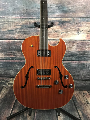 Guild Electric Guitar Guild Newark St. Collection Starfire II ST Hollowbody Electric Guitar- Natural