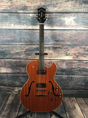 Guild Electric Guitar Used Guild Newark St. Collection Starfire II ST Hollowbody Electric Guitar with Guild Gig Bag