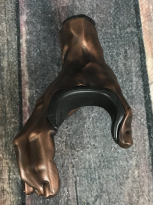 Guitar Grip Stand Guitar Grip RHGH-136R Antique Copper Male Hand Wall Hanger-Right Hand