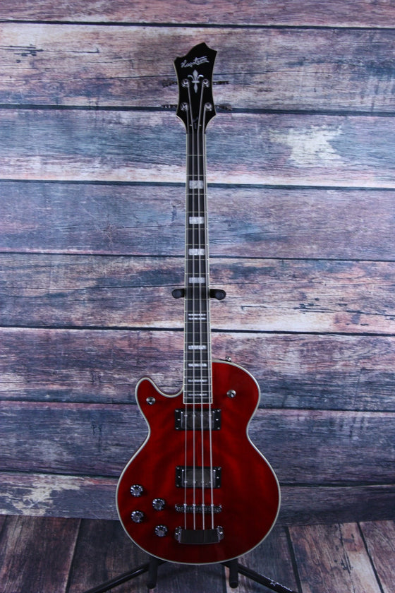 Hagstrom Electric Bass Hagstrom Left Handed Swede Electric Bass